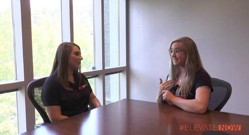 #ELEVATENOW: Amber Vines