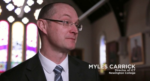 Newington College & Canvas - Better Teaching, Better Learning