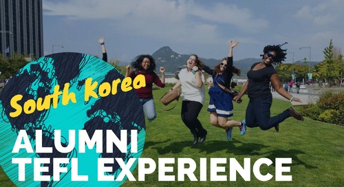 Teaching English in South Korea - TEFL Experience
