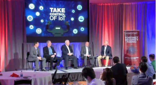 Take Control of IoT Live Stream Event