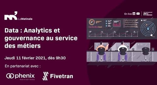 Cas Client Vidéo PHENIX-En direct de la Matinale IT for Business