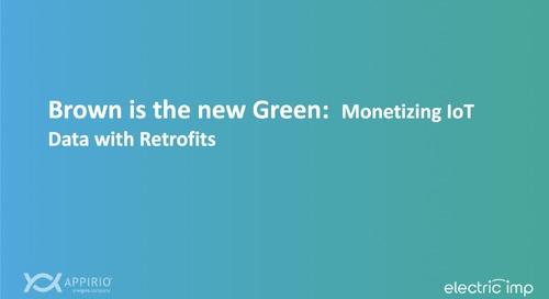 Monetizing IoT Data with Retrofits [Webinar]
