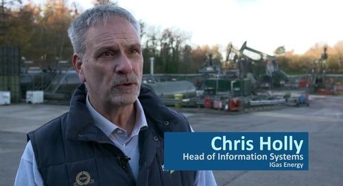 Customer Case Study Video: IGas Energy