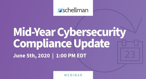 Mid-Year Cybersecurity Compliance Update