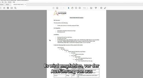 How to Install and Run a Bot or Digital Worker_de-DE