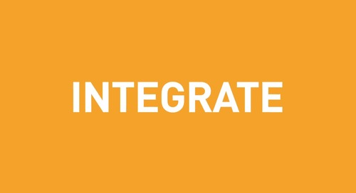 Your globalCONNECT®: Integrate