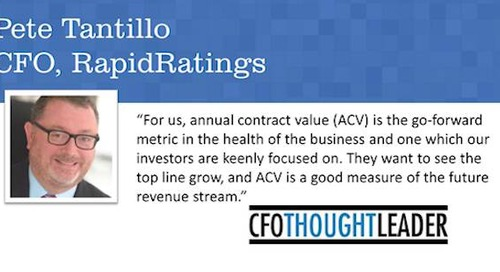 Illuminating the Product Development Path I Pete Tantillo, CFO, Rapid Ratings