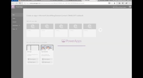 Powerful Integrations in Dynamics NAV 2018-Power BI-PowerApps-Microsoft Flow