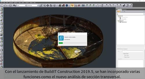 Novedades de BuildIT Construcción 2019.5