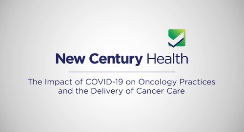 The Impact of COVID-19 on Oncology Practices and the Delivery of Cancer Care