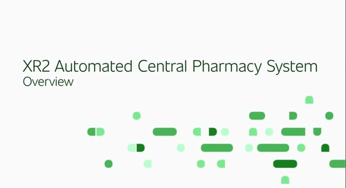 XR2 Automated Central Pharmacy System Overview
