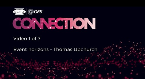 01 - Event horizons - Thomas Upchurch