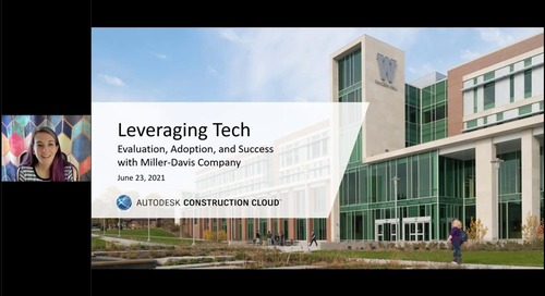 Leveraging Tech: Evaluation, Adoption, and Success with Miller-Davis