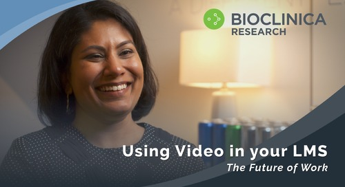 The Future of Work: Using Video in your LMS