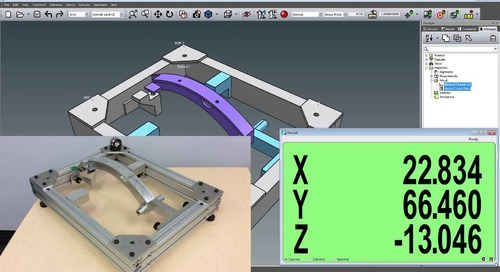 BuildIT large-scale metrology software makes alignment fast & easy