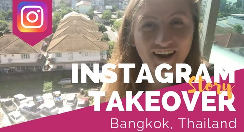 Day in the Life Teaching English in Bangkok, Thailand with Allison Schmitt