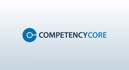 CompetencyCore Product Tour