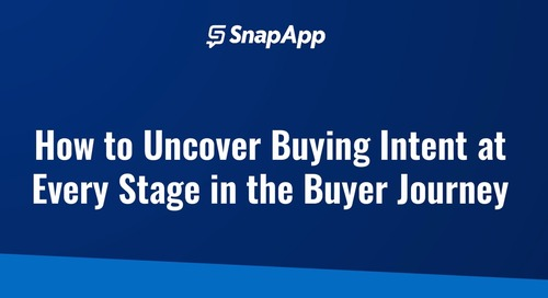 Identifying Buyer Intent During the Buying Process