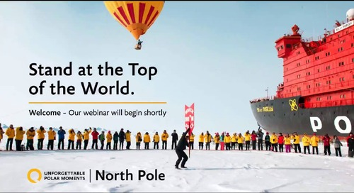 North Pole | Unforgettable Polar Moments