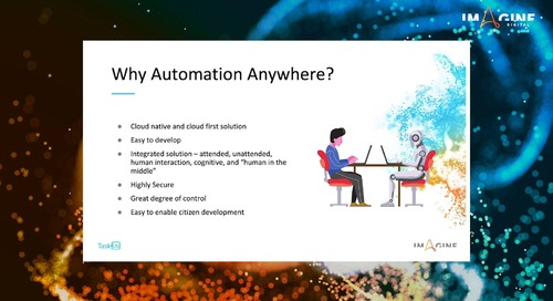 Why RPA? Why Automation Anywhere? | TaskUs RPA Success Story