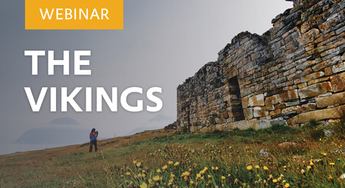 "Webinar: ""The Vikings"" with Laurie Dexter, Polar Historian and Former Expedition Leader."