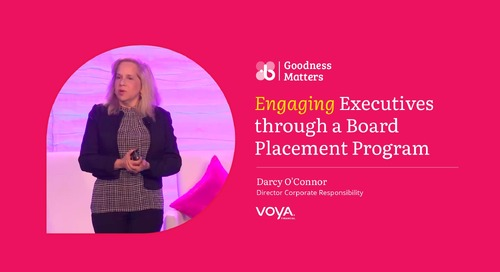How Voya Financial Engaged Executives Through a Board Placement Program