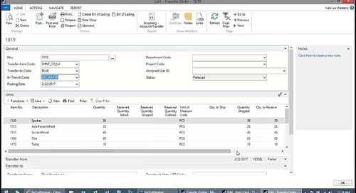 Western Computer Presents WC Container Management for Microsoft Dynamics NAV