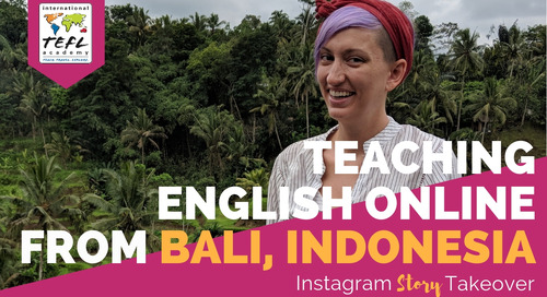 Day in the Life Teaching English Online from Bali, Indonesia with Melissa Ann Maida
