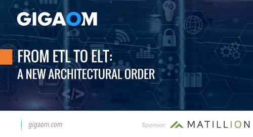 From ETL to ELT: A New Architectural Order