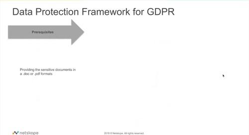 Proteja seus dados na nuvem em conformidade com GDPR (Portuguese)