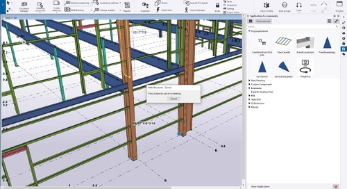 Integrating With MBS For More Efficient Metal Building Fabrication