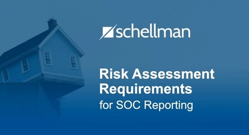 Risk Assessment Requirements for SOC Reporting