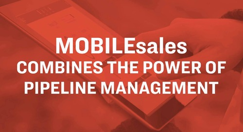 MOBILEsales by Command Alkon