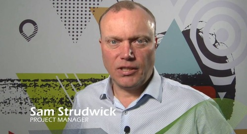 Sam Strudwick: Project Manager