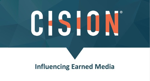 Influencing Through Earned Media