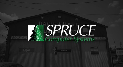 Davis-Hawn Lumber Co Leverages Spruce Software