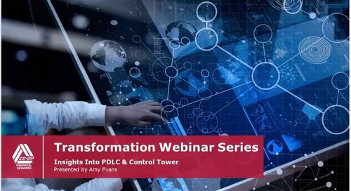 Transformation Webinar [INTERNAL] - PDLC & CT