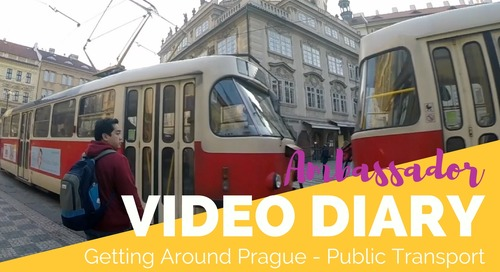 Getting Around Prague: Public Transport - TEFL Ambassador