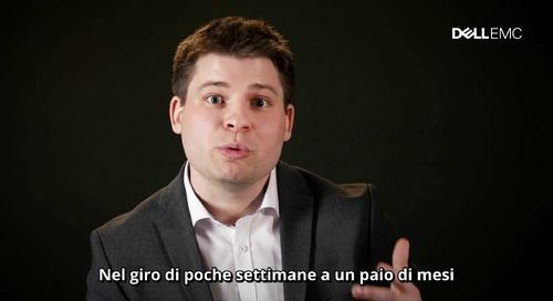 Dell EMC Huge Impact on the Business_Italian