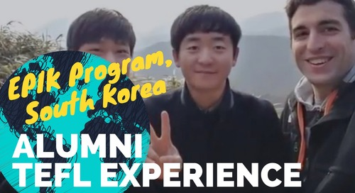 Teaching English in South Korea with EPIK - TEFL Experience