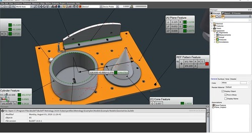 What's new with BuildIT Metrology 2020.5