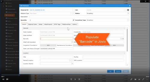 Jovix + BIM 360 Integration