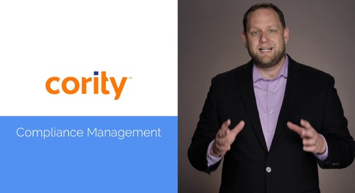 2 Minute Demo: Focus on Compliance