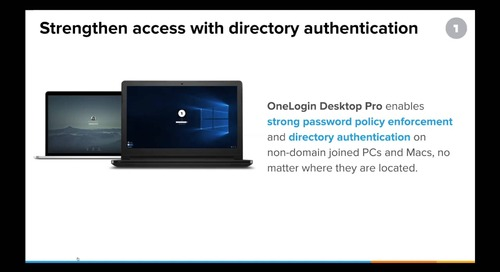 Secure Remote Access from your Corporate Devices