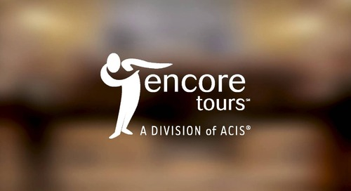Why Music Directors Choose Encore