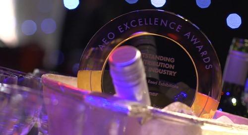 AEO Awards 2016 - Promo - Awards