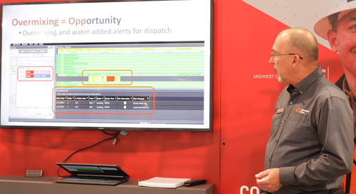 CMD ASSURANCE WOC DEMO Value of Realtime Data from Drum