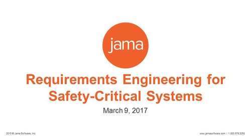 Requirements Engineering for Safety-Critical Systems