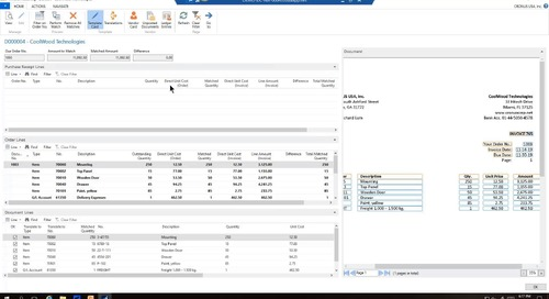 Document Capture for NAV and Business Central from Continia