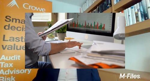 Customer Case Study: Crowe UK Full